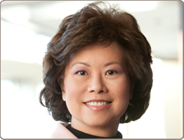Secretary Elaine Chao is a powerful keynote speaker