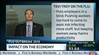 Tevi Troy health speaker