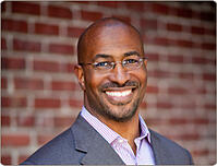 Van Jones, a WWSG Speaker, CNN Crossfire