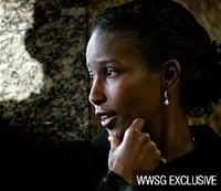 Ayaan Hirsi Ali Keynote Speaker