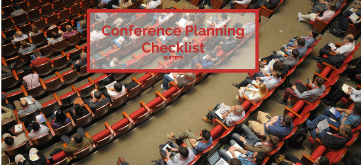 Conference Planning Checklist