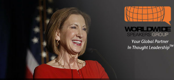 Carly Fiorina Top Leadership Speaker