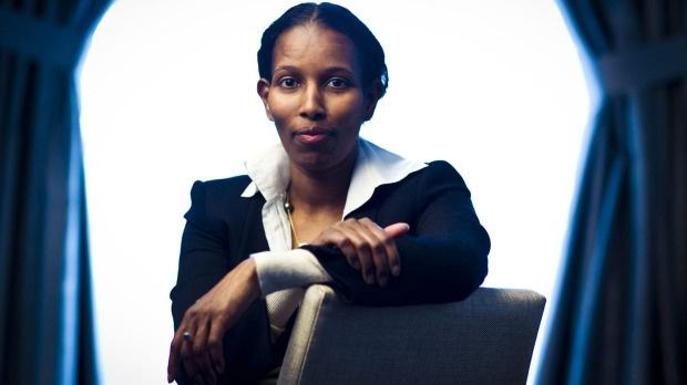 Keynote Speaker Ayaan Hirsi Ali